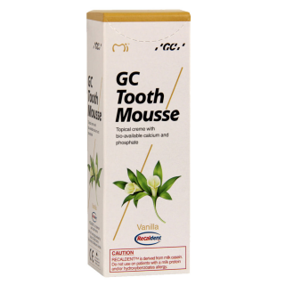 Tooth Mousse Vanilla 40g